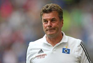 Dieter Hecking ist seit dieser Saison HSV-Trainer. © Getty/Bongarts