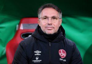 War nicht lange im Amt: Ex-Coach Damir Canadi. © Getty/Bongarts