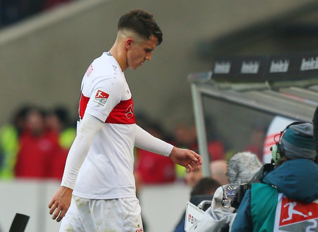 Der VfB hat unter anderem auch ein Führungsspieler-Problem. © Getty/Bongarts