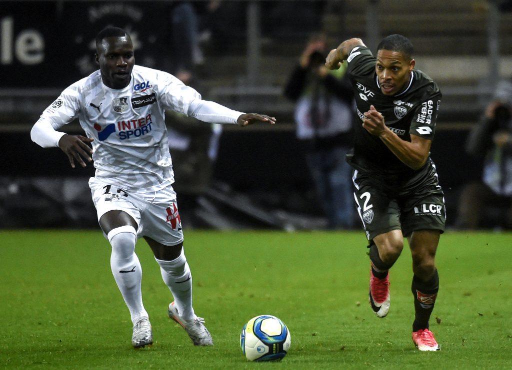 Setzt sich in Amiens nicht durch: Chadrac Akolo. © Getty/AFP