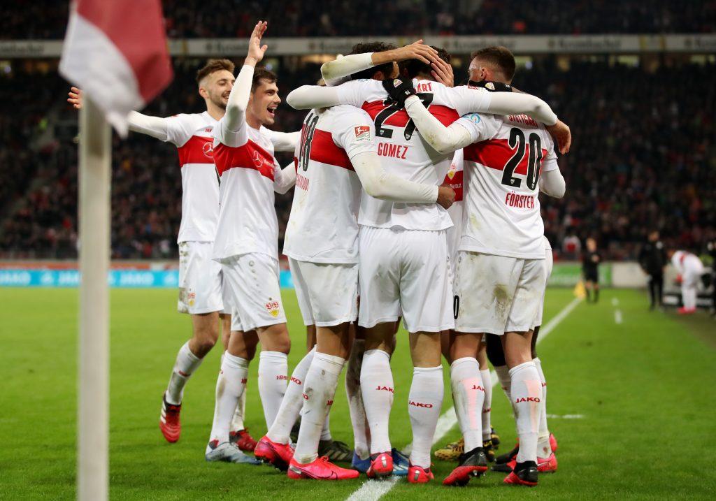 Am Ende setzte sich die Qualität des VfB durch. © Getty/Bongarts