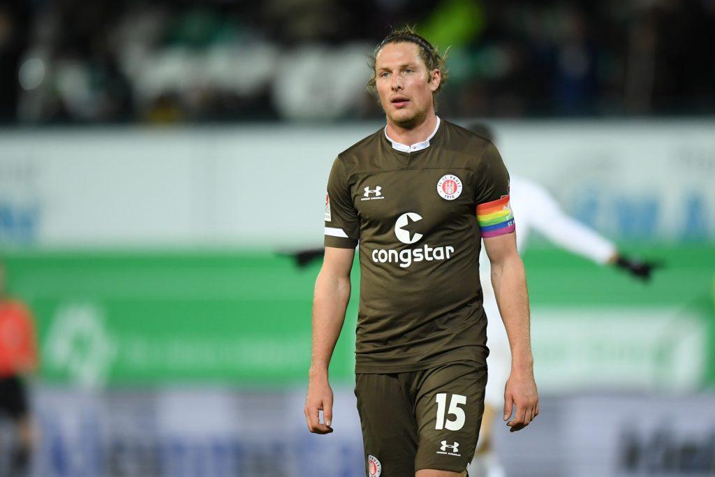 Der Restrundenauftakt verlief für St. Pauli nicht optimal. © Getty/Bongarts