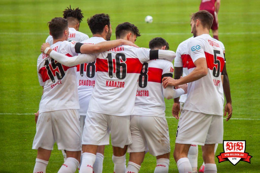 Arm in Arm zurück in die Bundesliga?