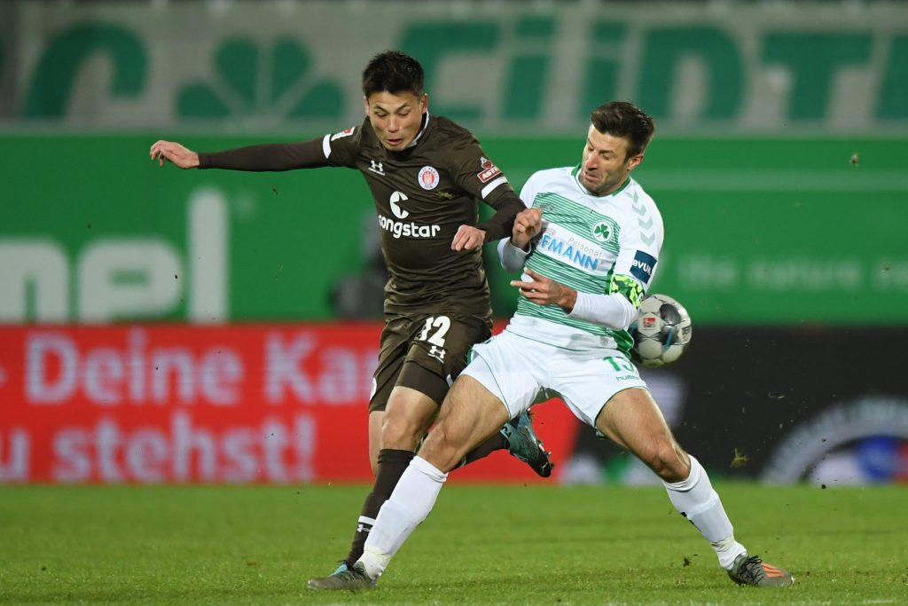 Kapitän mit VfB-Vergangenheit: Marco Caligiuri. © Getty/Bongarts