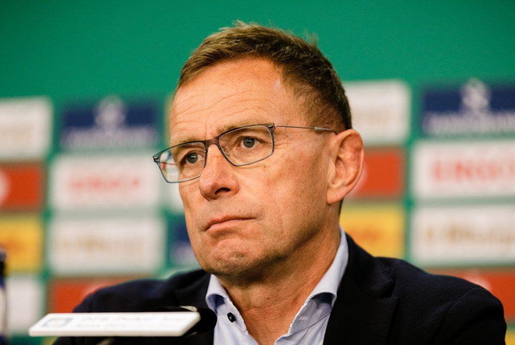 Nicht gerade ein angenehmes Gesicht des Fußballs. © Reinaldo Coddou H./Bongarts/Getty Images