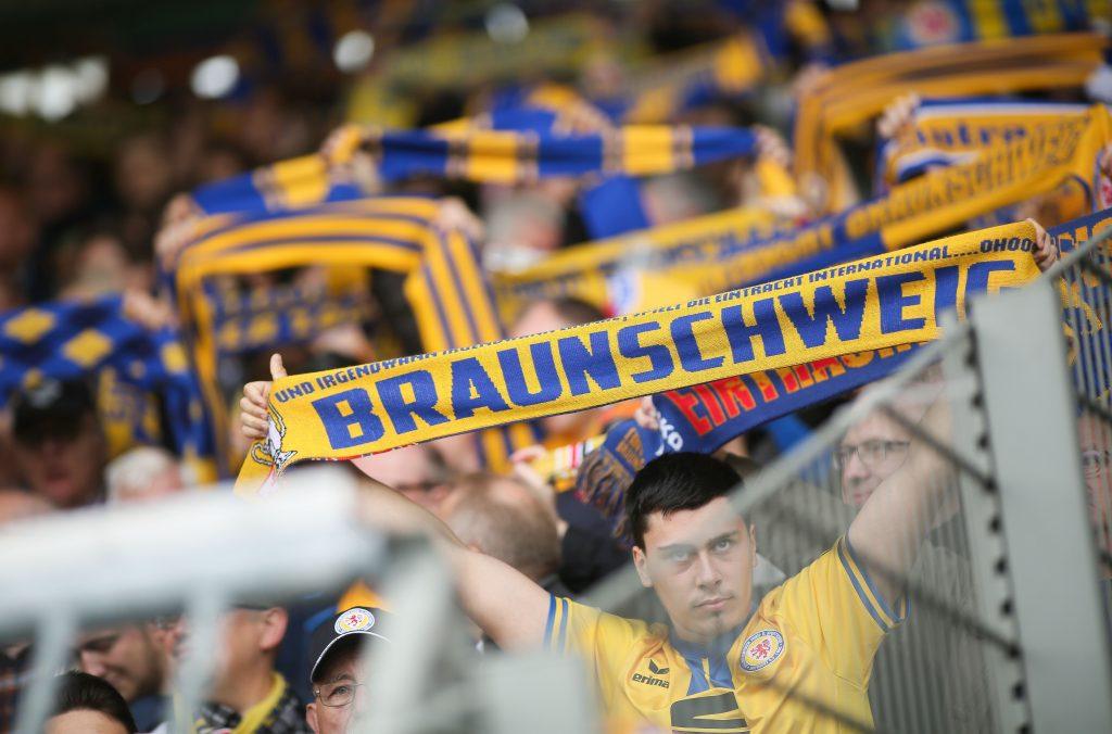 In Braunschweig ist die organisierte Fanszene Teil der Fanabteilung. © Selim Sudheimer/Getty Images