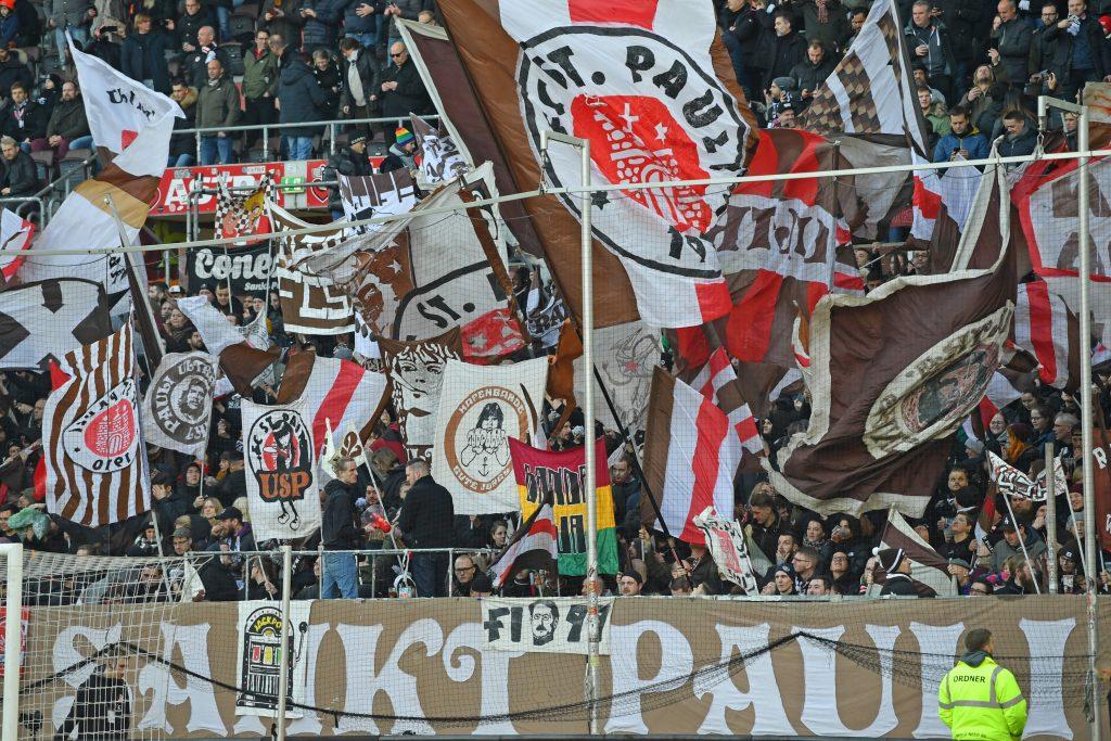 Auch auf St. Pauli ergriffen die Fans die Initiative zur Abteilungsgründung. © Thomas F. Starke/Bongarts/Getty Images
