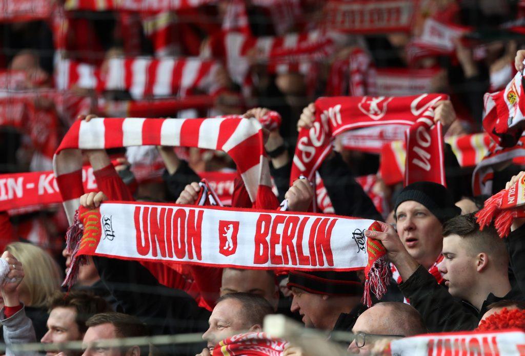 Bei eingetragenen Vereinen ohne Ausgliederung wie Union ist der Einfluss von Fanabteilungen meist größer. © Matthias Kern/Bongarts/Getty Images