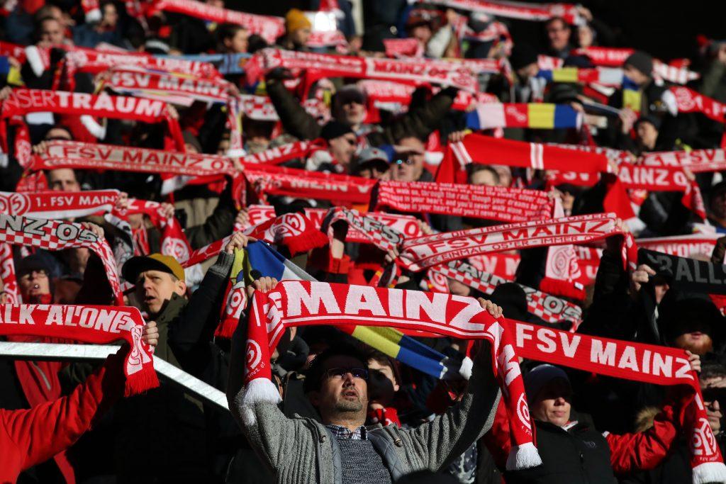 Auch in Mainz muss der Fanabteilung der Spagat zwischen Vereinsführung und Fans gelingen. © Alex Grimm/Bongarts/Getty Images