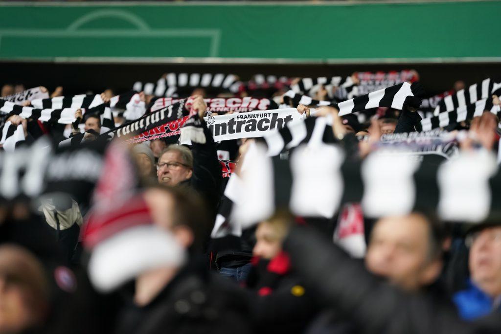 In Frankfurt gründeten Fans die Abteilung als Reaktion auf die Ausgliederung im Jahr 2000. © Christian Kaspar-Bartke/Bongarts/Getty Images