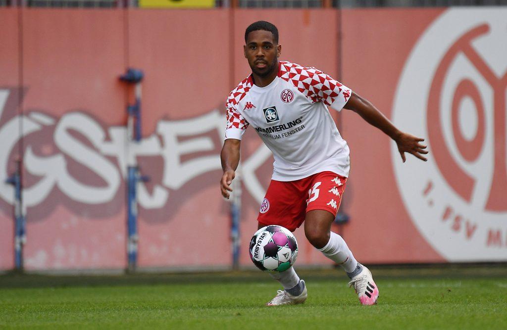 Philipp Mwene will nach Verletzung wieder durchstarten. Bild: © imago