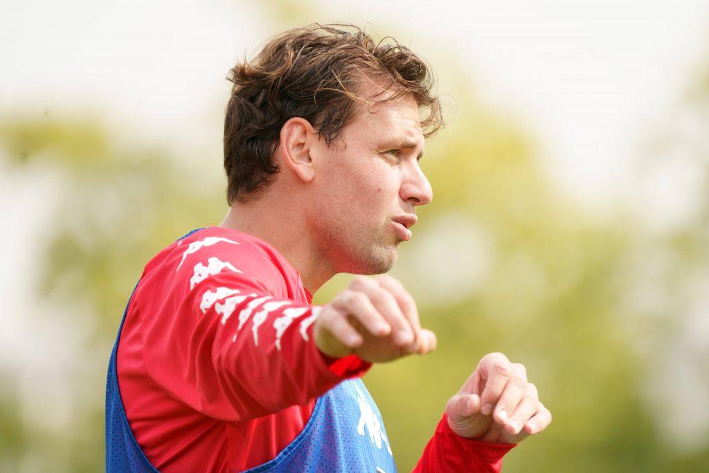 Seine Freistellung war der Aufreger der Woche in Mainz: Ex-VfB-Stürmer Adam Szalai. Bild: © imago