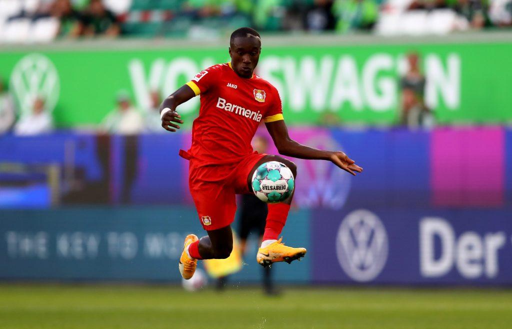 Auf Moussa Diaby muss der VfB aufpassen. Bild: © Martin Rose/Getty Images