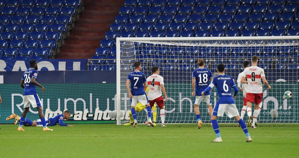 Und da liegen wir wieder 0:1 hinten. Bild: © Photo Maik Hölter TEAM2sportphoto Pool
