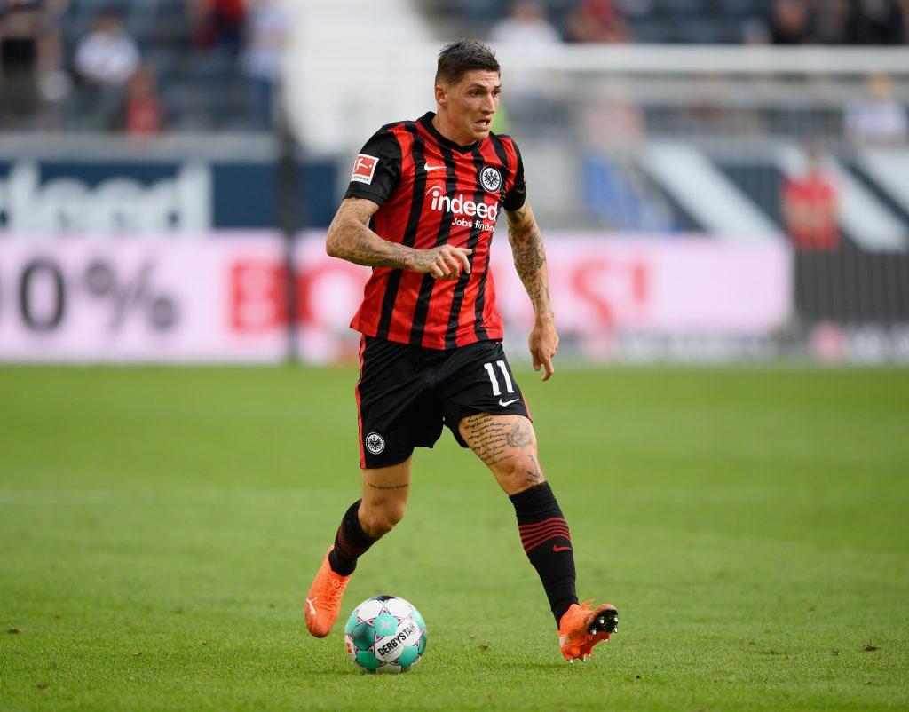 ...Steven Zuber vertritt ihn - wohl auch gegen den VfB. Bild: © Matthias Hangst/Getty Images