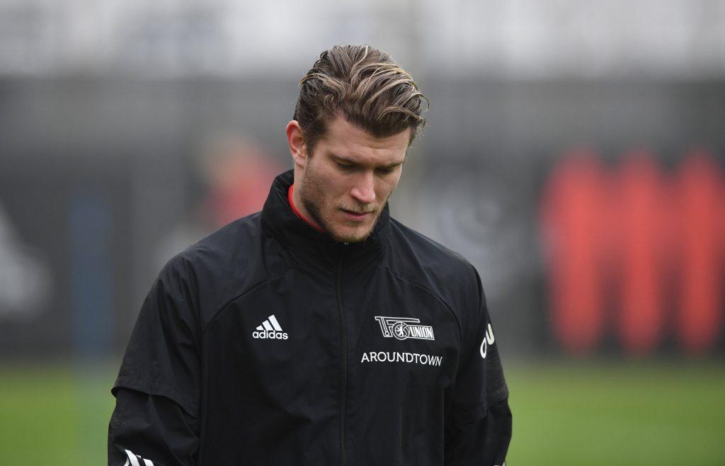 Loris Karius spielte vier Jahre lang in der VfB-Jugend - und sitzt jetzt bei Union auf der Bank. Bild: © Matthias Koch