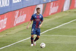 Pablo Maffeo hat offensive Stärken, aber auch immer wieder Verletzungsprobleme. Bild: imago